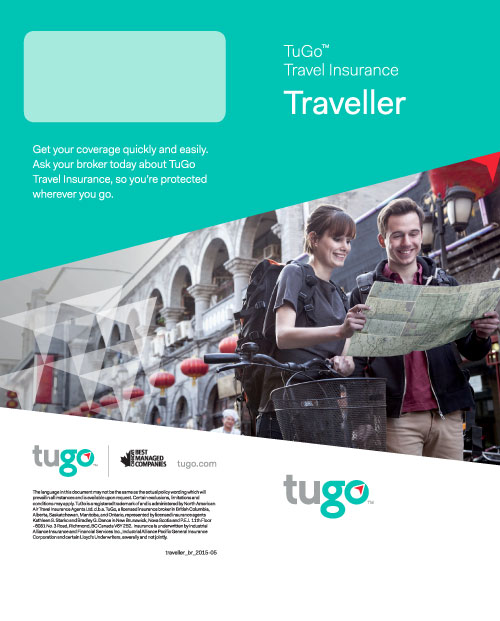 Trello traveller brochure